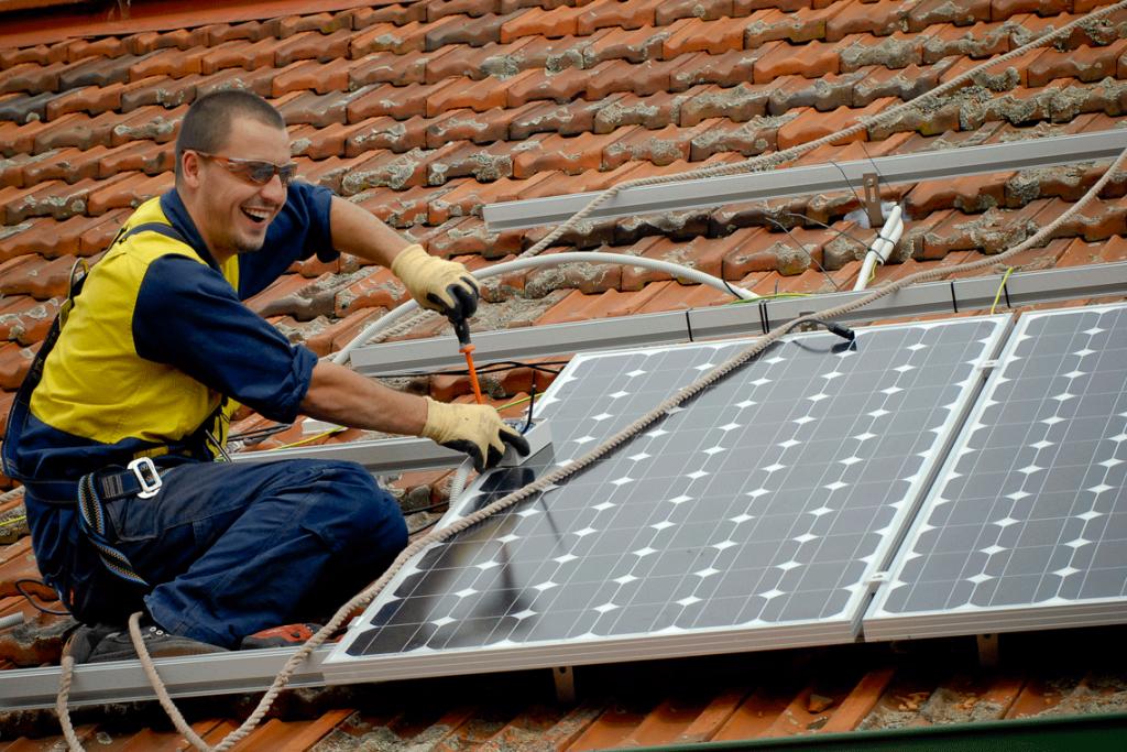 solar installations hout bay