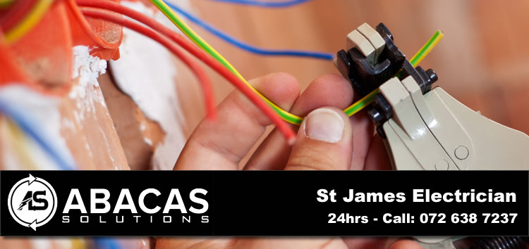 St James Electrician