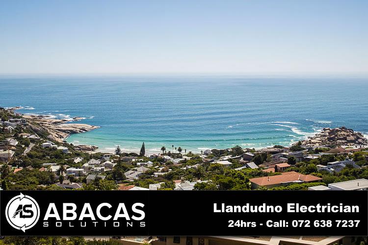 llandudno-electrician-electrical-services